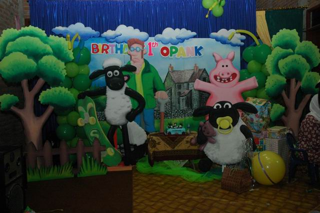 Resize of dekor tema shaun the sheep harga 2jt