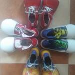 Sepatu badut